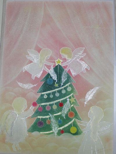 天国からのクリスマス①.JPG
