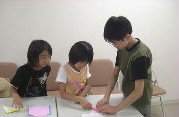 よん・折り紙教室①.JPG